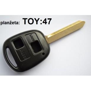 Toyota  2  tlačidlový...