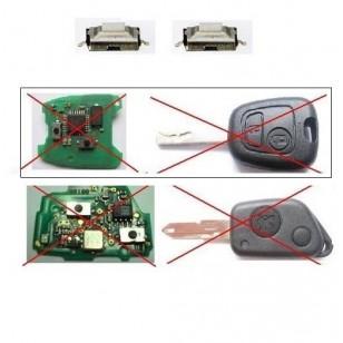 Mikrospínač SMD 3,7x6,1x2,5mm