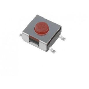 Mikrospínač SMD 6,2x6,2x2,5mm