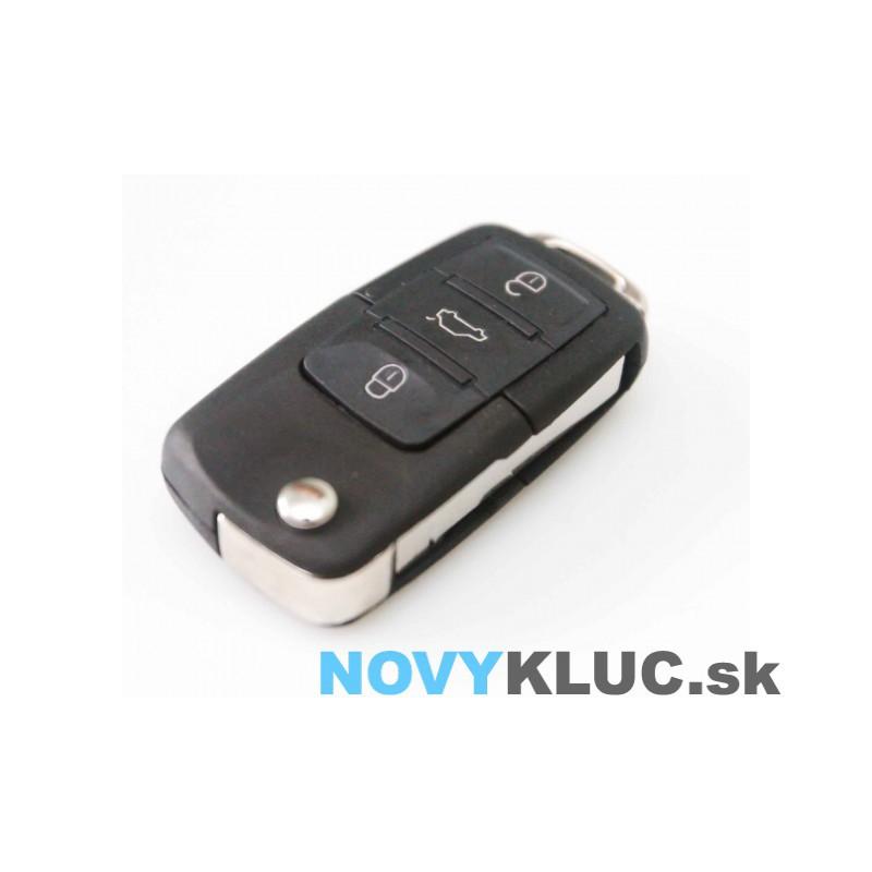 1K0 959 753 G ŠKODA 3 tlačidlový + planžeta
