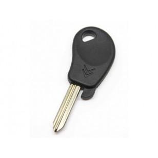 CITROEN kľúč+immo chip ID46