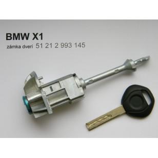 VLOŽKA ZÁMKU S KĽÚČOM BMW X1