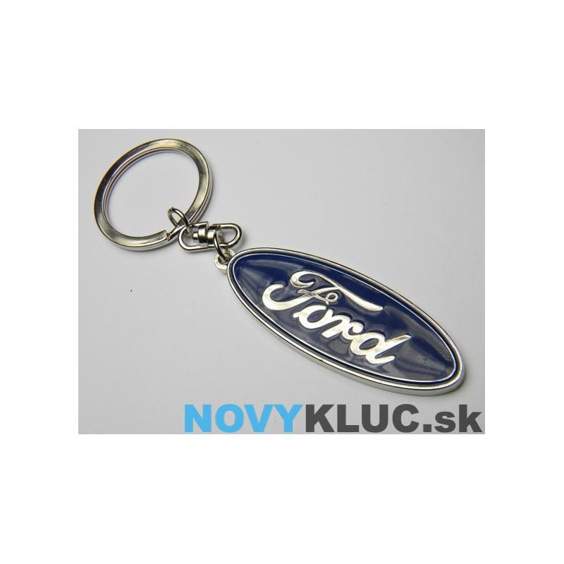 Kovová kľúčenka s logom FORD - www.novykluc.sk 9b4892cbc32