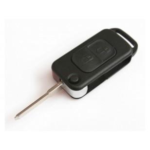 MERCEDES 2 tlačitkový kľúč...