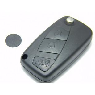 FIAT 3 tlačitkový kľúč...