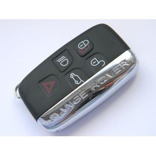 Land Rover 5 tlačitkový kľúč