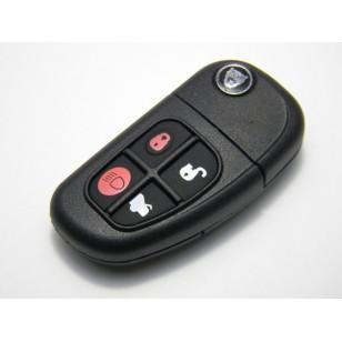 Jaguar  4  tlačidlový kľúč...