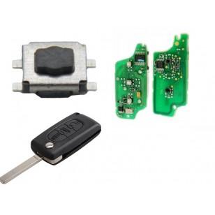 Mikrospínač SMD  3x4x2mm