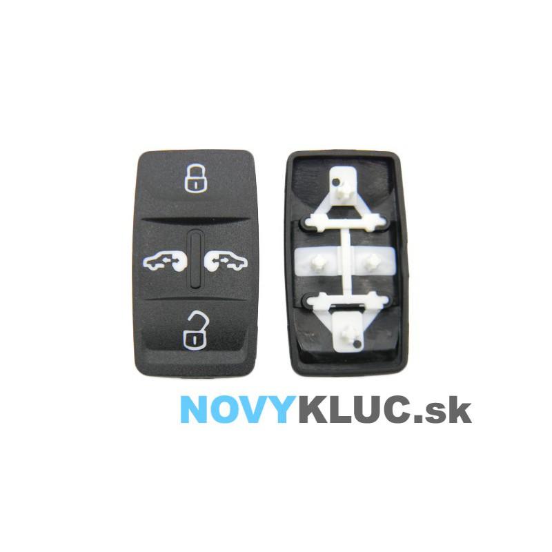 TLAČIDLA KĽÚČA VW,ŠKODA,SEAT