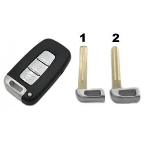 KIA 3 tlačidlový kľúč