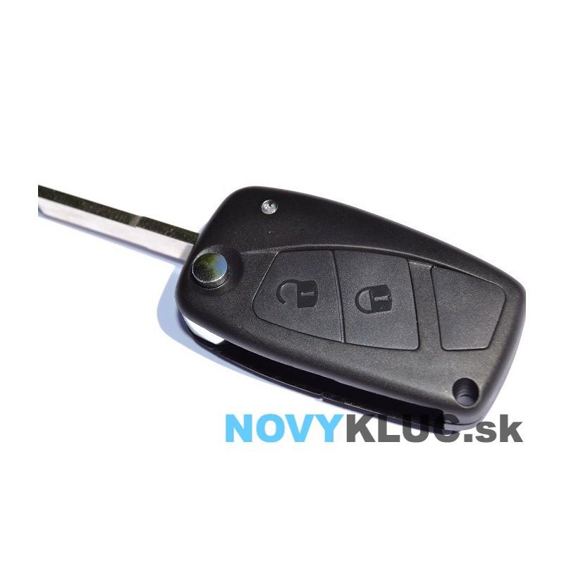 2 kľúč tlačidlový+planžeta SIP22