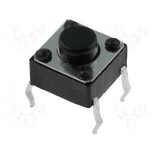 Mikrospínač SMD 6x6x6mm